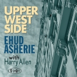 Ehud Asherie - Upper West Side cover